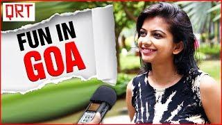 Fun in GOA Feat. RealSHIT , Nazar Battu Productions , Love Rudrakash | iPhone X | QRT