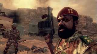Black Ops 2 Mission #2 - Pyrrhic Victory