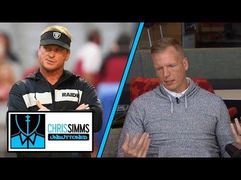 How Oakland Raiders QB Derek Carr can survive Jon Gruden | Chris Simms Unbuttoned | NBC Sports