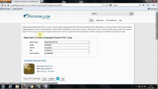 Find IFSC Code, List of IFSC codes, All Banks in India, IFSCkode.com