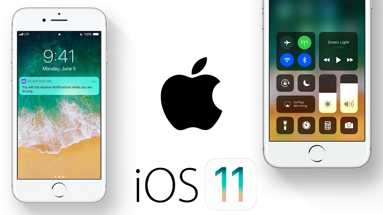 When is iOS 11 out in the UK?