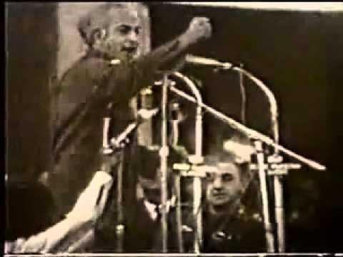 Shaheed Zulfikar Ali Bhutto speechs