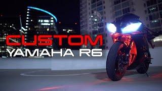 Motorcycle Reveal - Custom Yamaha R6