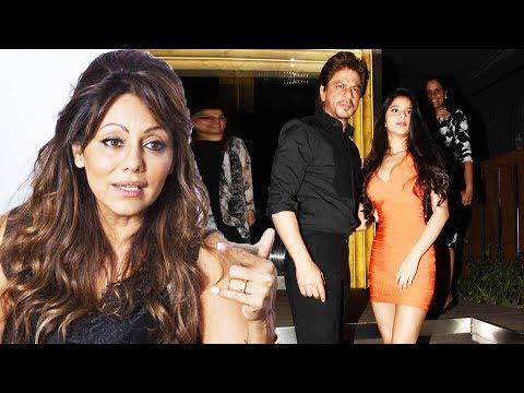 Thumbnail: Shahrukh Khan's Wife Gauri's REACTION On Suhana's Orange Dress