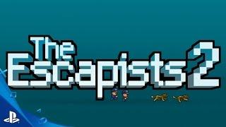 Video The Escapists 2 - Announcement Trailer | PS4 download MP3, 3GP, MP4, WEBM, AVI, FLV Juni 2017