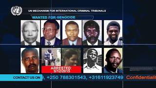 Wanted for Rwandan Genocide - Reward up to $5 Million