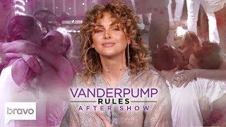 Ariana Madix & Lala Kent's Backseat Hookup | Vanderpump Rules After Show Part 1