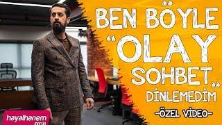 BEN BÖYLE OLAY SOHBET DİNLEMEDİM - SEN İNTİHAB EDİLDİN - ÖZEL VİDEO  Mehmet Yıldız