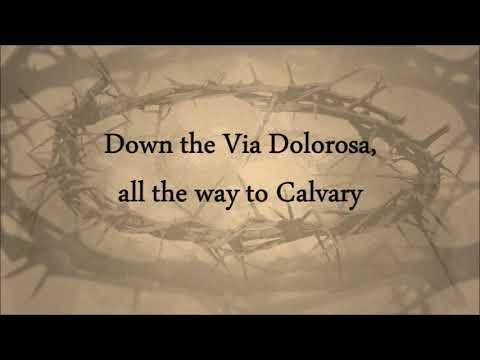 Via Dolorosa (English) - KARAOKE