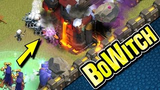 Clash of Clans | BOWITCH ATTACK STRATEGY | TH10 3 Stars | Bowler, Witch
