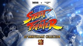 WSO Sessions 29/05/18 - Street Fighter 30th Anniversary Collection Launch Day Special