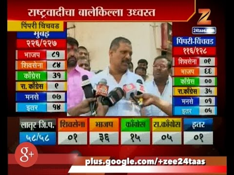 Pimpri Chinchwad | Bjp On Mahapaliak Result