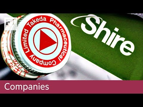 Takeda's £46bn deal to buy Shire