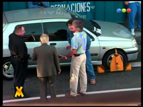 Cámara Cómplice, Fernando Galmarini, parte 01 - Videomatch 1997