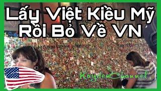 🔴 Lấy Việt Kiều Mỹ Nhưng Rồi Cũng Phải Bỏ Về VN Sống