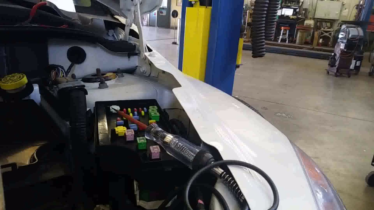 hight resolution of u0100 09 dodge caliber 2 0 no crank no start fix