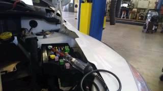 U0100 09 Dodge Caliber 2.0 no crank no start FIX