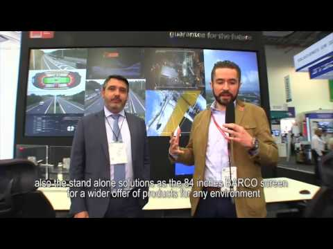 Expo Seguridad 2016 Mexico City