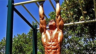 Bodyweight Training & Fitness Motivation - Enjoy Your Lifestyle Everywhere