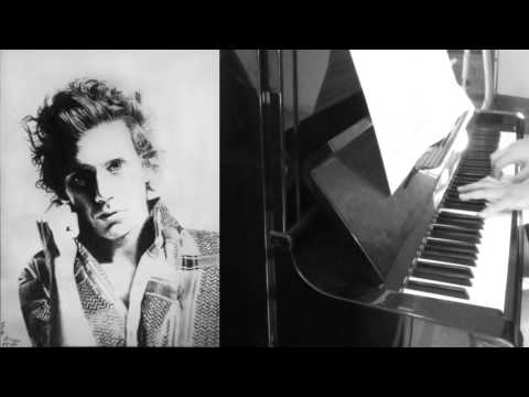 Mika - Over My Shoulder - Piano Solo