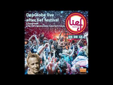 DepGlobe Live After Lief Festival