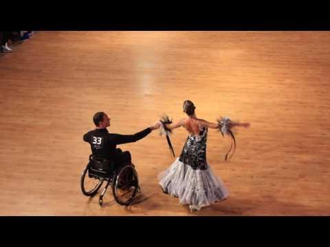 IPC Majstrovstvá Europy v tanečnom športe na vozíku - deň 2