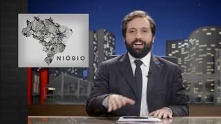 GREG NEWS | FODA-SE O NIÓBIO