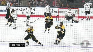 Highlights: Hockey vs. Colorado College Game 1