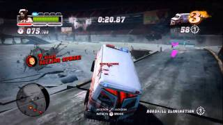 Blood Drive video review Xbox 360 / PS3- HD