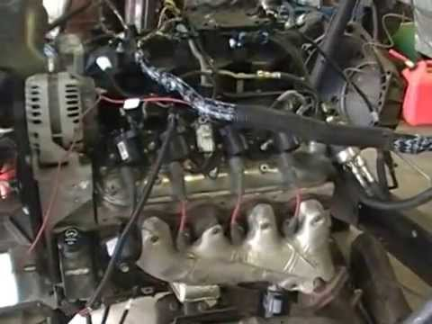Just Chevy Trucks Stand Alone Lsx Engine For Tim Hartman