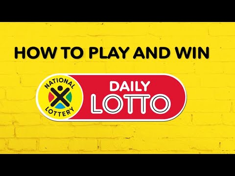 Playing Lotto in South Africa