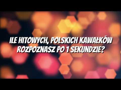 Muzyczny Quiz - Polska: ile hitów rozpoznasz po 1 sekundzie?