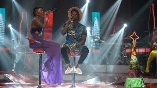 Silent Night: Kiss Daniel & Lydia Jazmine, Coke Studio Africa