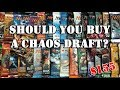 Is It Worth it to Buy a $155 Chaos Draft Pack MTG eBay