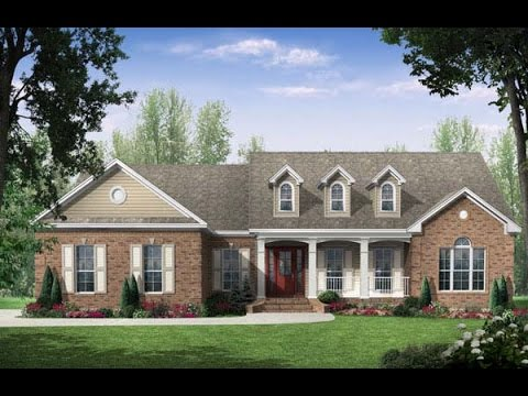 2000 Sq Ft House Plans 2000 square foot house plan - plan number 59106 - youtube
