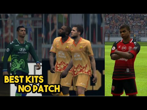 BEST KITS IN PES 2019 MOBILE NO PATCH