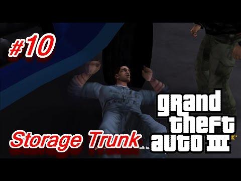 GTA III, #10: Storage Trunk