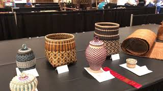 Best Of Show - Basketry - Santa Fe Indian Market 2019