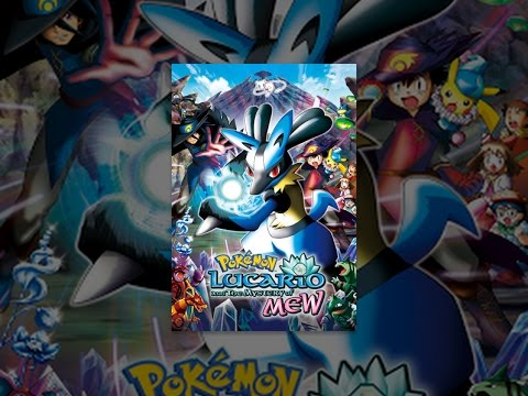 Pokemon The Movie Lucario And The Mystery Of Mew Promo On 2x2 Youtube