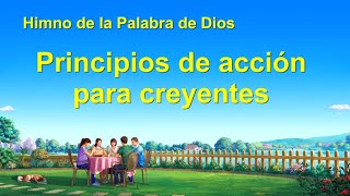 Canción cristiana | Principios de acción para creyentes