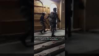 الحمله الامنيه تداهم استراحه في الرياض بنات مع اولاد🔞🔞
