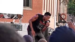 Q-Tip - Vivrant Thing (HD) - Live at the 2011 Brooklyn Hip-Hop Festival 7/16/11