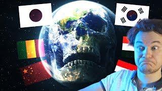 La Mort Dans 6 Pays (Nautilus : Rites Funéraires)