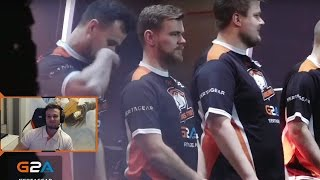 Pashabiceps Reaction to Virtus.pro`s Emotions on Lan at ELEAGUE Major ( + Player Profile )