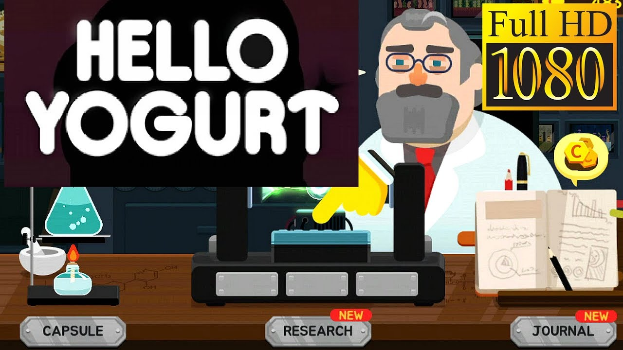 hello yogurt game review 1080p official loadcomplete youtube