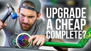 Upgrade Parts on a Cheap Complete? │ The Vault Pro Scooters
