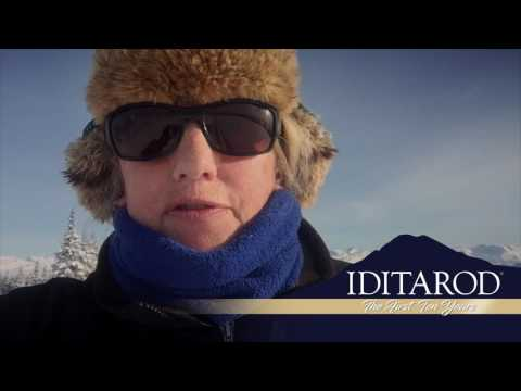 Libby Riddles around the What must be done to Win the Iditarod