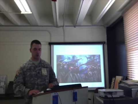Informative Speech, Intro to Comm. Post University