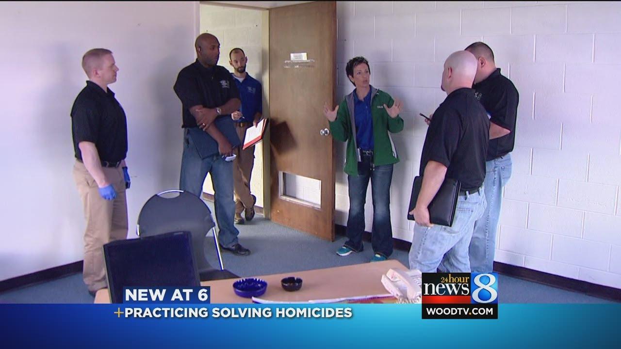 Image result for Officers undergo homicide training