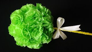 This is the step by step tutorial for how to make ball tree tissue paper. These are surprisingly quick to put together and add an easy burst of colour to any room or ...
